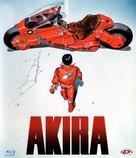 Akira - French Blu-Ray cover (xs thumbnail)