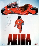 Akira - French Blu-Ray movie cover (xs thumbnail)