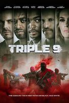 Triple 9 - Movie Cover (xs thumbnail)