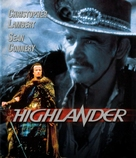 Highlander - Australian Movie Cover (xs thumbnail)