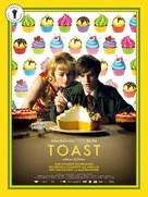 Toast - French Movie Poster (xs thumbnail)