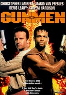 Gunmen - DVD cover (xs thumbnail)