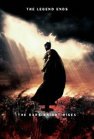 The Dark Knight Rises - Movie Poster (xs thumbnail)