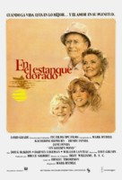 On Golden Pond - Spanish Movie Poster (xs thumbnail)