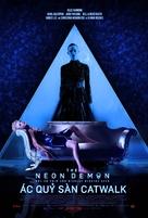 The Neon Demon - Vietnamese Movie Poster (xs thumbnail)