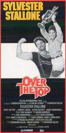 Over The Top - Italian Movie Poster (xs thumbnail)