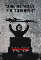 The Iron Lady - Movie Poster (xs thumbnail)