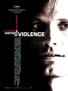 A History of Violence - French Movie Poster (xs thumbnail)