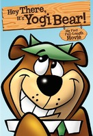 Hey There, It's Yogi Bear - DVD cover (xs thumbnail)