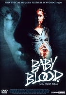Baby Blood - French DVD cover (xs thumbnail)