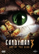 Candyman: Day of the Dead - German DVD cover (xs thumbnail)