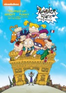 Rugrats in Paris: The Movie - Rugrats II - Movie Cover (xs thumbnail)