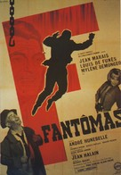 Fantômas - French Movie Poster (xs thumbnail)