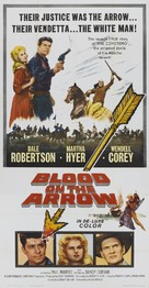 Blood on the Arrow - Movie Poster (xs thumbnail)
