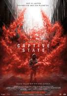 Captive State - German Movie Poster (xs thumbnail)