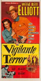 Vigilante Terror - Movie Poster (xs thumbnail)