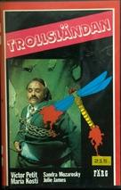 Una libélula para cada muerto - Swedish Movie Cover (xs thumbnail)
