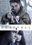 Deadfall - DVD cover (xs thumbnail)