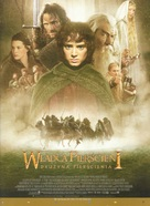 The Lord of the Rings: The Fellowship of the Ring - Polish Movie Poster (xs thumbnail)