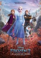 Frozen II - Brazilian Movie Poster (xs thumbnail)