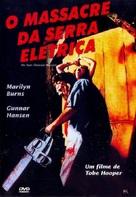 The Texas Chain Saw Massacre - Brazilian Movie Cover (xs thumbnail)