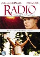Radio - British DVD movie cover (xs thumbnail)