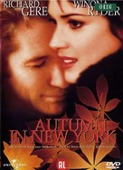 Autumn in New York - Dutch Movie Cover (xs thumbnail)