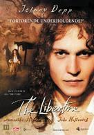 The Libertine - Danish DVD movie cover (xs thumbnail)