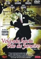 Flying Down to Rio - Spanish DVD cover (xs thumbnail)