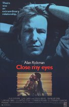 Close My Eyes - Movie Poster (xs thumbnail)