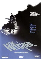The Hitcher - DVD cover (xs thumbnail)