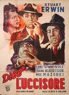 Killer Dill - Italian Movie Poster (xs thumbnail)