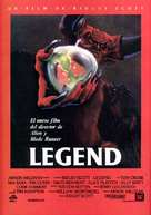 Legend - Spanish Movie Poster (xs thumbnail)