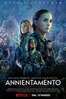 Annihilation - Italian Movie Poster (xs thumbnail)