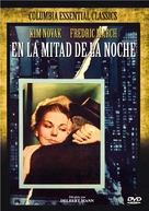 Middle of the Night - Spanish DVD movie cover (xs thumbnail)