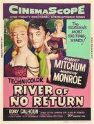 River of No Return - Movie Poster (xs thumbnail)