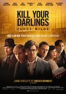 Kill Your Darlings - German Movie Poster (xs thumbnail)