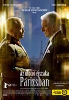 Diplomatie - Hungarian Movie Poster (xs thumbnail)