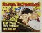 Santa Fe Passage - Movie Poster (xs thumbnail)
