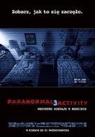 Paranormal Activity 3 - Polish Movie Poster (xs thumbnail)