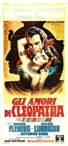 Serpent of the Nile - Italian Movie Poster (xs thumbnail)