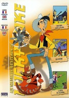 """""""Lucky Luke"""" - French DVD movie cover (xs thumbnail)"""