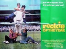 Rookie of the Year - British Movie Poster (xs thumbnail)
