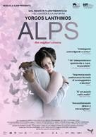 Alpeis - Italian Movie Poster (xs thumbnail)