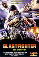 Blastfighter - German VHS cover (xs thumbnail)