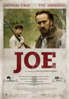 Joe - Spanish Movie Poster (xs thumbnail)