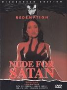 Nuda per Satana - DVD cover (xs thumbnail)