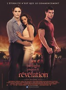 The Twilight Saga: Breaking Dawn - Part 1 - French Movie Poster (xs thumbnail)