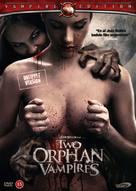 Les deux orphelines vampires - Danish DVD cover (xs thumbnail)