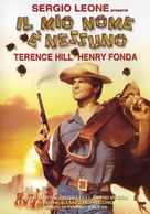 Il Mio Nome E Nessuno - Italian Movie Cover (xs thumbnail)